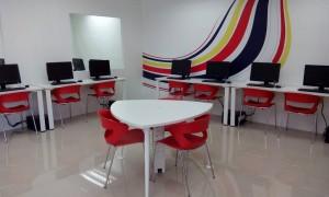 Ruangan PC Cafe